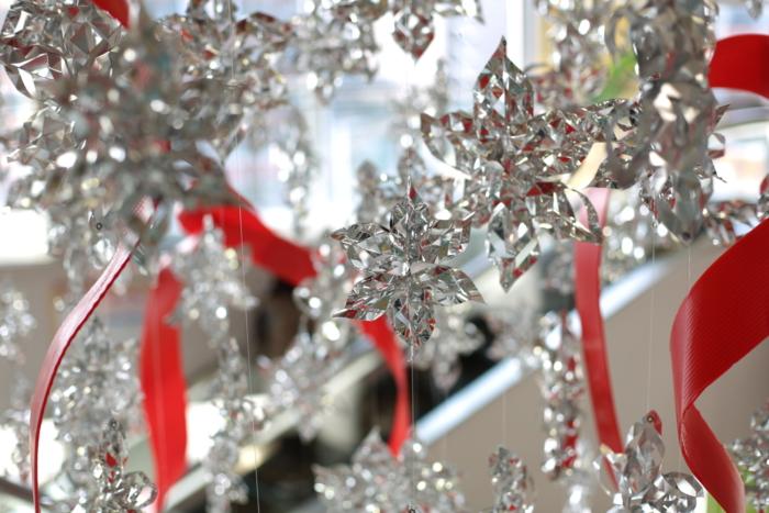九州産業大学の学生さんがデザイン、制作した2018年 冬装飾