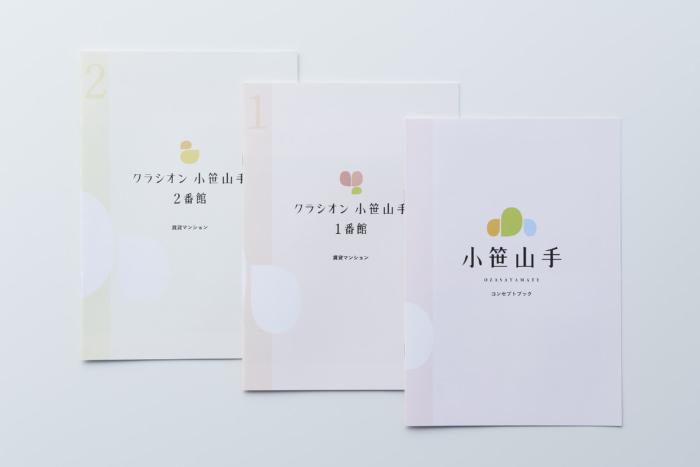 コンセプトブック・パンフレット