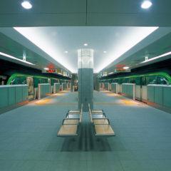 福岡市営地下鉄七隈線のトータルデザイン